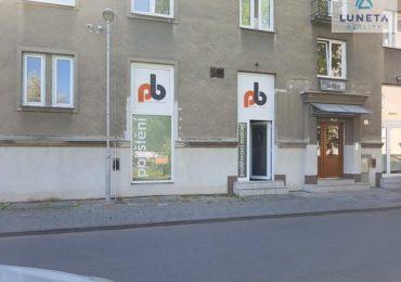 Obchodní prostory Olomouc - Myslbekova