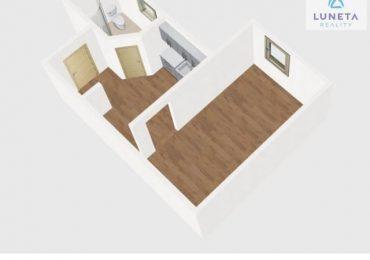 Podkrovní byt 1+1 Olomouc - Palackého