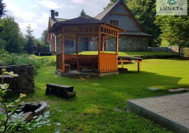 Rekreační chata Bělá pod Pradědem